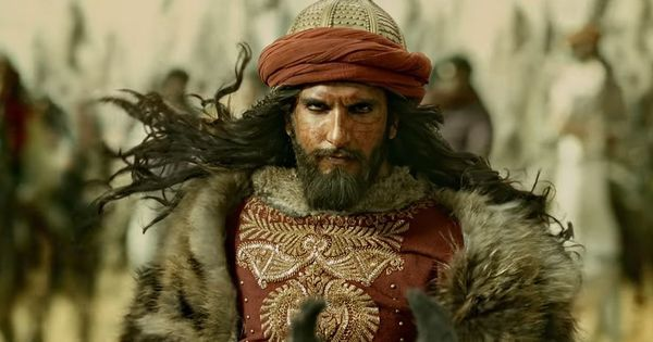'Padmavati' proves that Bollywood's kohl mine never runs out