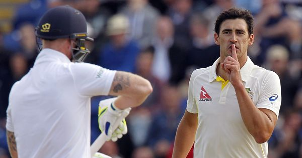 Starc, Cummins will be 'as nasty as Johnson in 2013-'14 Ashes', warns Smith