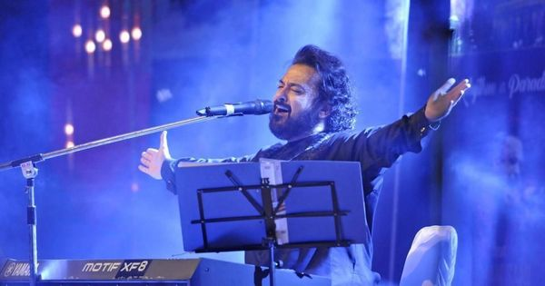View from Kashmir Observer: What empty seats at Adnan Sami's gig say about the situation in Kashmir