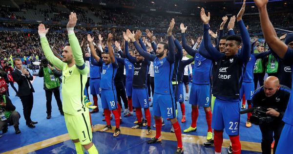 Portugal ease past Switzerland, France dig deep to book World Cup spots