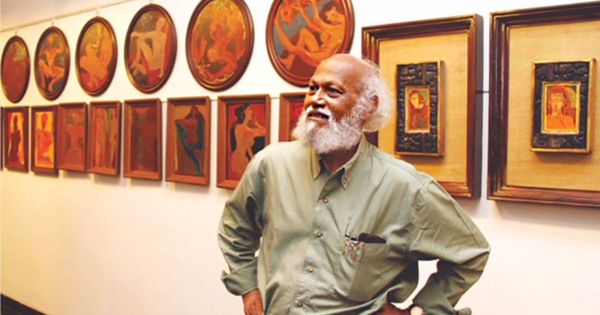 'I do my own thing': Artist Jatin Das explains what makes his work so distinct