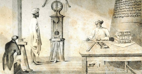 Behind the Madras Observatory lie the imperialist designs of the East India Company