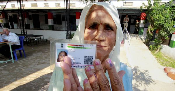 Punjab: 41% voter turnout recorded till 3 pm in Gurdaspur bye-poll