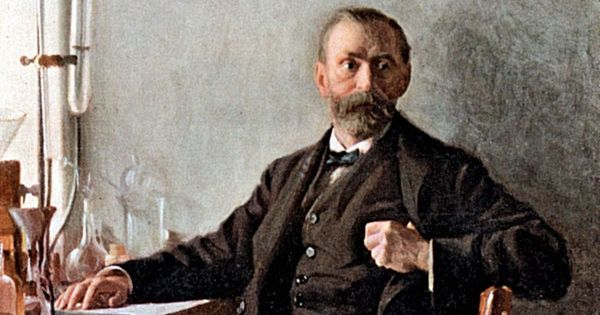 How Alfred Nobel went from 'merchant of death' to progressive visionary