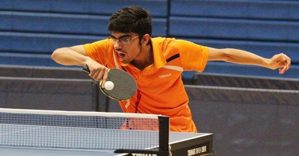 Table tennis: India's Manav Thakkar enters semi-finals in Belarus Open to assure bronze medal