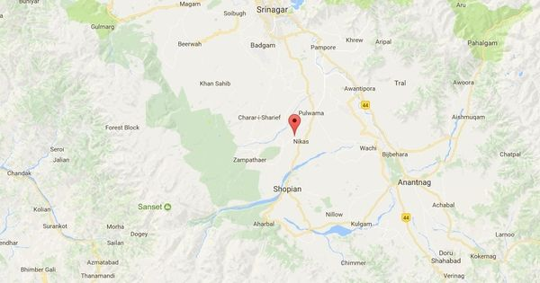 Kashmir: Constable dies, one officer injured after suspected militants attack police post in Rajpora