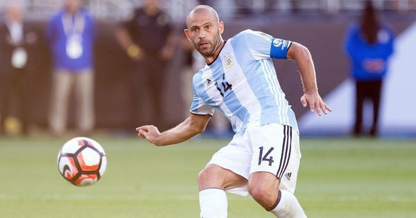 'My time in the national team finishes in Russia': Argentina's Mascherano to quit after World Cup