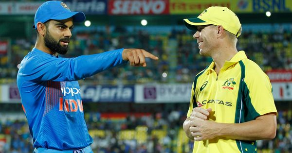 India vs Australia, 3rd T20I, as it happened: Match called off due to bad outfield