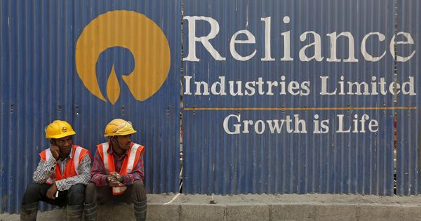 Reliance Industries reports 12.79% rise in year-on-year net profit for second-quarter of 2017