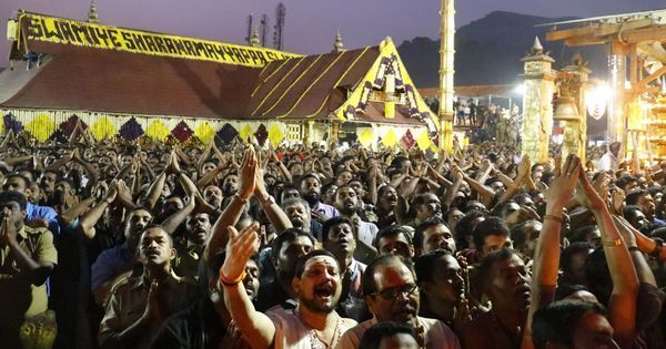 Allowing women inside Sabarimala shrine will lead to 'immoral activities', says temple board chief