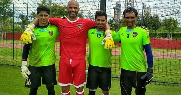 Chennaiyin FC sign Englishman Tony Warner as goalkeeping coach