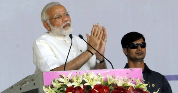 The big news: Modi says development politics will defeat dynasty politics, and nine other stories