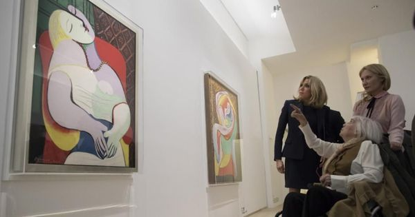 Video: An exhibition entirely dedicated to a single year in the life of Spanish artist Pablo Picasso