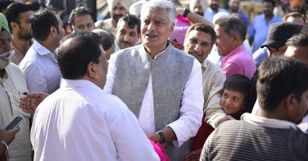 Punjab: Congress' Sunil Jakhar lauds Rahul Gandhi's 'bold decision' amid political crisis