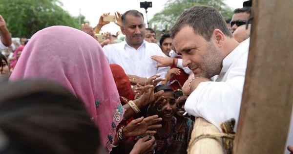 भाजपा के आक्रामक अभियान की वज़ह से क्या राहुल गांधी अमेठी सीट छोड़ भी सकते हैं?