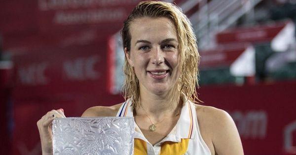 Pavlyuchenkova beats Gavrilova in 191-minute marathon to lift Hong Kong Open title