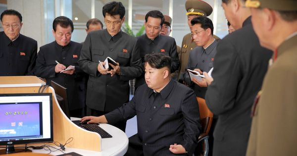 Hackers working for North Korea are located in India, claims New York Times report