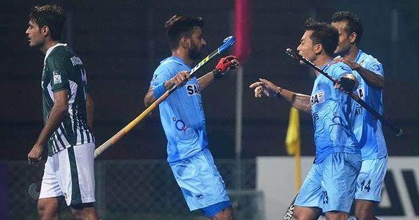 An India-Pakistan clash to kickstart the last edition of the men's Hockey Champions Trophy