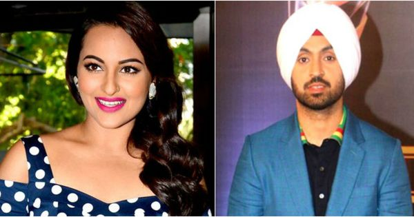 Sonakshi Sinha and Diljit Dosanjh to star in 'Golmaal in New York'