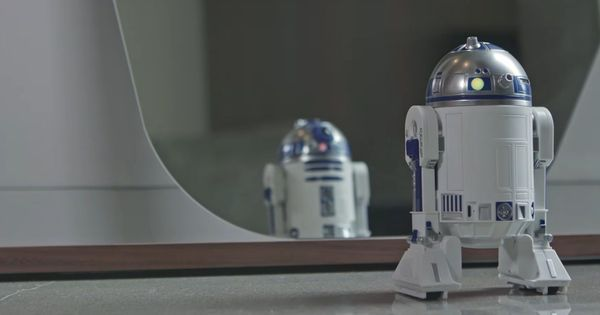 Watch: These mini 'Star Wars' droids can be controlled by your phone