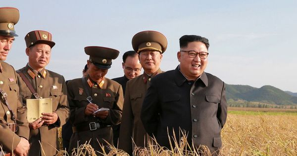 Kim Jong-un says North Korea is suspending nuclear tests, shutting down test site