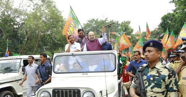 Amit Shah asks if Kerala CM will take moral responsibility for killings of BJP and RSS workers