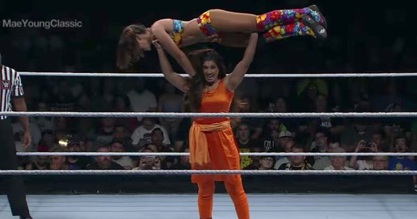 Watch: This is Kavita Devi, who has became the first Indian woman to sign with WWE