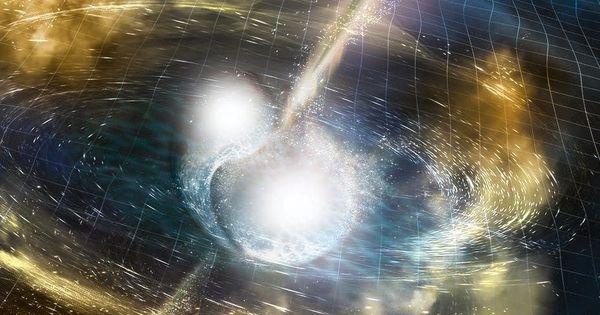 क्यों सुदूर अंतरिक्ष से आई 100 सेकेंड की यह थरथराहट वैज्ञानिकों को रोमांचित कर रही है