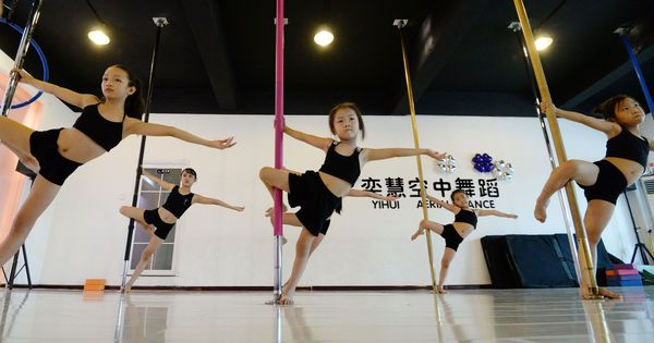After being recognised as a sport, pole dancing is now aiming for the Olympics
