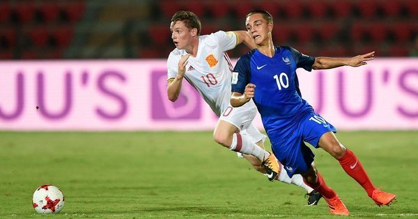 Fifa U-17 World Cup: Spain edge out France to set up quarter-final clash against Iran