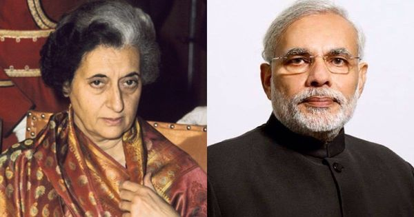 E for Emergency: Is Narendra Modi in the same place as Indira Gandhi was in 1974?