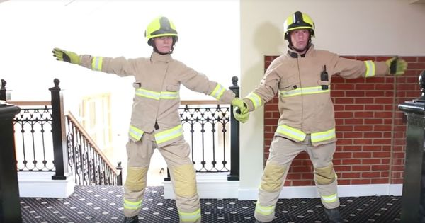 Watch: This 'Dirty Dancing' parody is an amusing reminder for fire safety