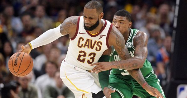 Celtics suffer Hayward blow in opener against Cavaliers, Rockets stun Warriors