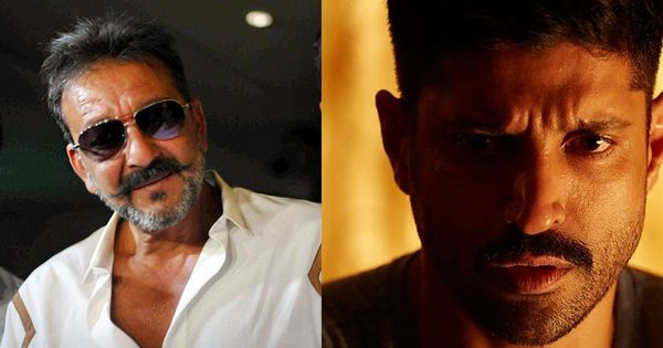Farhan Akhtar and Sanjay Dutt will star in the Hindi remake of Tamil film 'Jigarthanda'