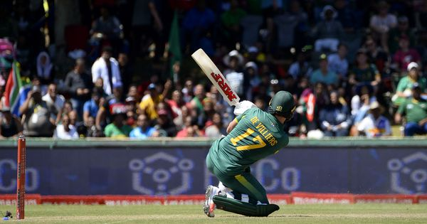 Slow pitch? So what? De Villiers smacks 25th ODI ton – 176 off 104 balls – to dent Bangladesh