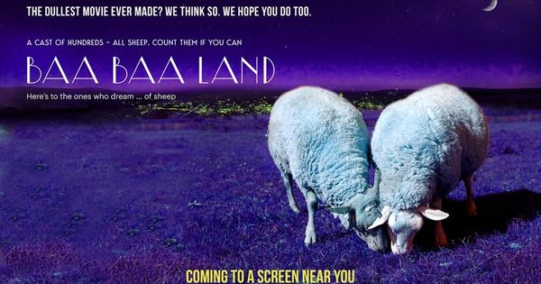'Baa Baa Land': This 8-hour film on grazing sheep could put you to sleep – and its makers want that