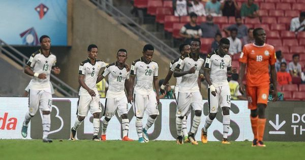 Fifa U-17 World Cup: Ghana prove too strong for fellow African side Niger, to face Mali in quarters