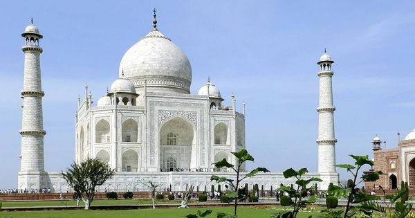 'Why is the Taj Mahal turning brown and green?': SC rebukes Centre for damage to monument