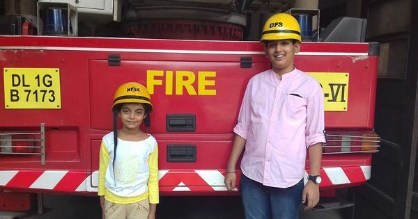 Diwali without Daddy: For Delhi's firefighters and their families, the festival brings little cheer