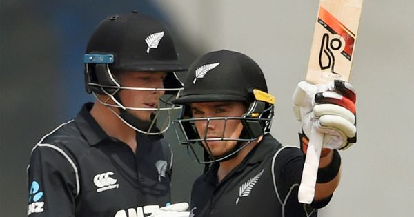 Ross Taylor, Tom Latham smash tons as New Zealand defeat Board President's XI in second warm-up game