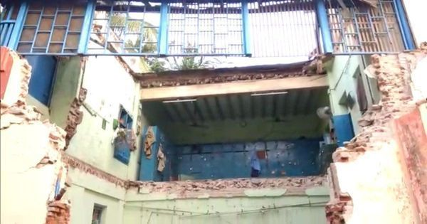 Tamil Nadu: Eight killed, three injured after bus depot roof collapses in Nagapattinam