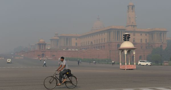 Readers' comments: Don't shift the capital from Delhi – government should breathe this dirty air too