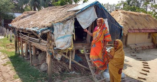 In the flood-ravaged Sunderbans, women often have to face the biggest brunt of the destruction