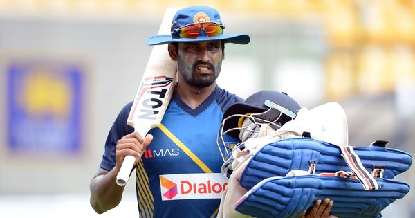 Sri Lanka recall Thisara Perera and Nuwan Pradeep for T20Is against West Indies