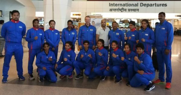India bag 8 medals including 4 golds at International Women's and Youth Boxing Tournament