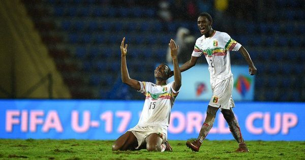Fifa U-17 World Cup: Mali beat Ghana 2-1 to book semifinal berth