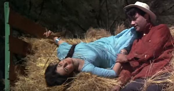 Picture the song: 'Aaj Phir Jeene Ki Tamanna Hai' from 'Guide' is an ode to life