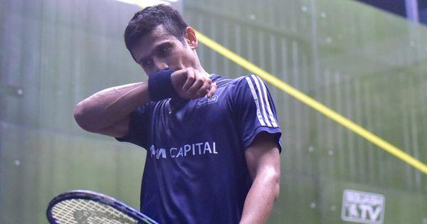 World Squash Championship: Saurav Ghosal into third round; Joshna, Dipika make early exit