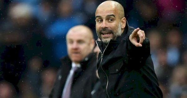 Pep Guardiola hails 'stable' Manchester City after moving five points clear at top