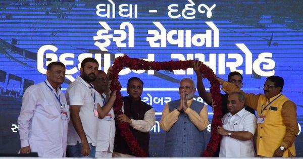 Narendra Modi claims Congress-led UPA hampered development in Gujarat